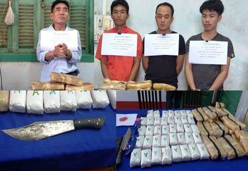 Vụ đánh sập đường dây, thu giữ 110 nghìn viên ma túy tổng hợp: Thưởng nóng Ban chuyên án - Ảnh 3