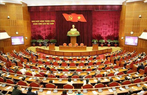 Tổng Bí thư, Chủ tịch nước Nguyễn Phú Trọng chủ trì Hội nghị gặp mặt cán bộ lãnh đạo cấp cao nghỉ hưu - Ảnh 2