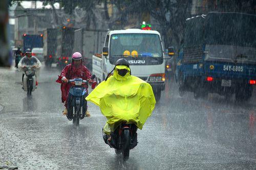 Dự báo thời tiết ngày 31/3: Miền Bắc mưa dông, trời chuyển lạnh từ chiều tối - Ảnh 1