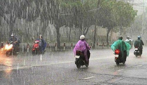 Dự báo thời tiết ngày 16/4/2019: Miền Bắc mưa rào và dông, cảnh báo tố lốc - Ảnh 1