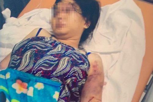 Vụ thai phụ 18 tuổi bị giam cầm, đánh sẩy thai: Nghi phạm đánh nạn nhân trong cơn phê ma túy - Ảnh 1