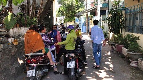 Đà Nẵng: Xuất hiện clip trẻ mầm non bị bảo mẫu bạo hành trong giờ ăn  - Ảnh 2
