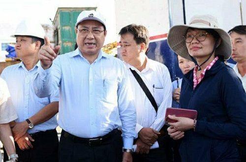 Người dân viết thư gửi Chủ tịch Đà Nẵng tố cán bộ Kiểm tra quy tắc đô thị vòi tiền - Ảnh 1