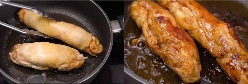 Đổi vị lạ với món gà cuộn kim chi cho ngày thứ 7 - Ảnh 3