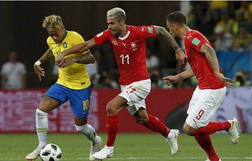 Brazil bị Thụy Sĩ cầm hòa ở trận ra quân World Cup  - Ảnh 3