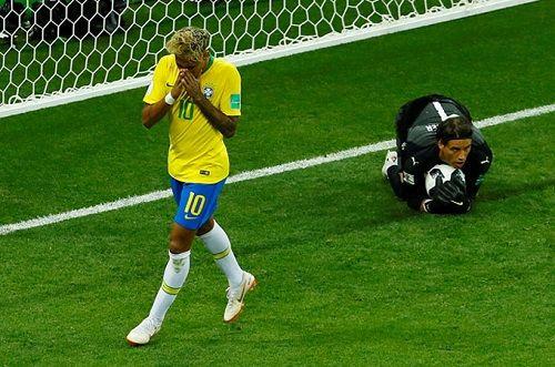Brazil bị Thụy Sĩ cầm hòa ở trận ra quân World Cup  - Ảnh 5