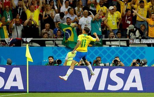 Brazil bị Thụy Sĩ cầm hòa ở trận ra quân World Cup  - Ảnh 1