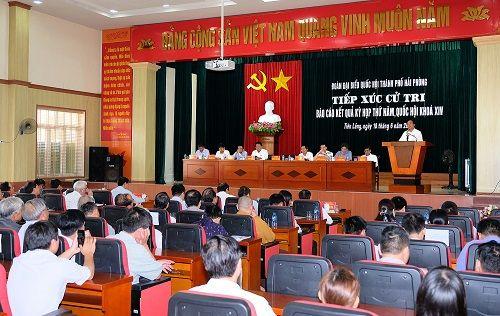 Thủ tướng Nguyễn Xuân Phúc trả lời về luật Đặc khu, luật An ninh mạng - Ảnh 2