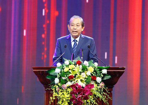 Long trọng trao Giải báo chí quốc gia lần thứ 12 năm 2017 - Ảnh 2
