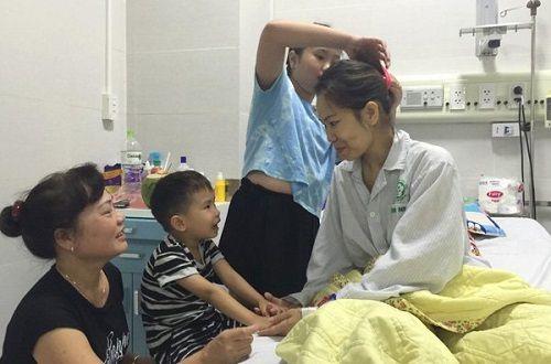 Bệnh nhân sốc phản vệ thuốc dạ dày, ngừng tim 5 ngày được cứu sống - Ảnh 1