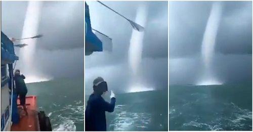 Lý giải hiện tượng vòi rồng xuất hiện ở Sóc Trăng khiến ngư dân hoảng sợ - Ảnh 2