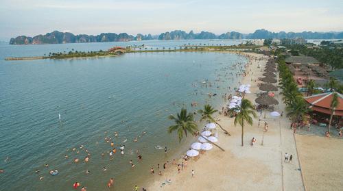 Thiên đường vui chơi giải trí bên bờ kỳ quan Tuần Châu - Hạ Long - Ảnh 5