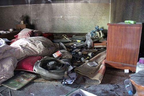 Cận cảnh sào huyệt của trùm ma túy bị tiêu diệt ở Sơn La  - Ảnh 8