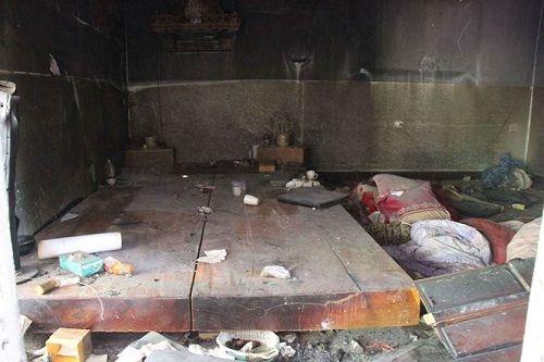 Cận cảnh sào huyệt của trùm ma túy bị tiêu diệt ở Sơn La  - Ảnh 9