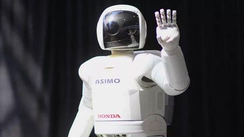 """Chú robot đáng yêu Asimo bị Honda """"khai tử"""" - Ảnh 1"""