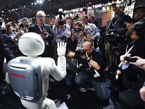 """Chú robot đáng yêu Asimo bị Honda """"khai tử"""" - Ảnh 3"""