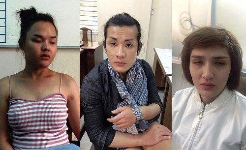 Nhóm người chuyển giới chuyên móc túi du khách ở Đà Nẵng - Ảnh 1