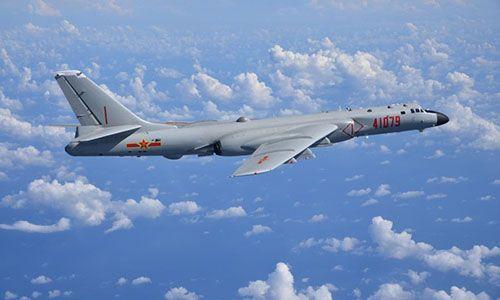 Trung Quốc điều máy bay H-6K dự hội thao quân sự tại Nga - Ảnh 1
