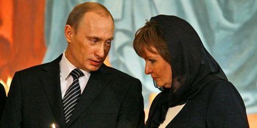 Hé lộ góc khuất về cuộc hôn nhân và hai cô con gái của TT Putin - Ảnh 1