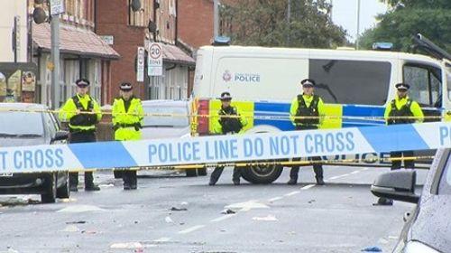 10 người bị thương trong vụ xả súng ở thành phố Manchester, Anh  - Ảnh 1