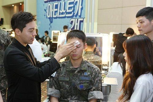 Cách chăm sóc da của binh sĩ Hàn Quốc - Ảnh 4