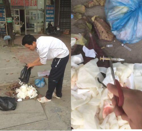 Thanh Hóa: Có hay không việc phòng khám răng tuồn rác thải y tế ra bên ngoài môi trường - Ảnh 3