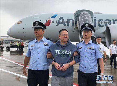 Thủ phạm chính trong vụ tham nhũng lớn nhất lịch sử Trung Quốc hồi hương - Ảnh 1