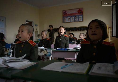 Chùm ảnh trường nam sinh tinh hoa của Triều Tiên khiến cả thế giới ngạc nhiên - Ảnh 11