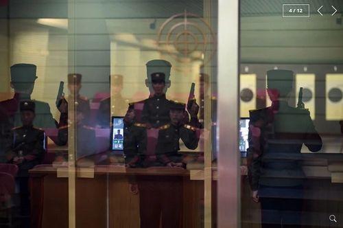 Chùm ảnh trường nam sinh tinh hoa của Triều Tiên khiến cả thế giới ngạc nhiên - Ảnh 4