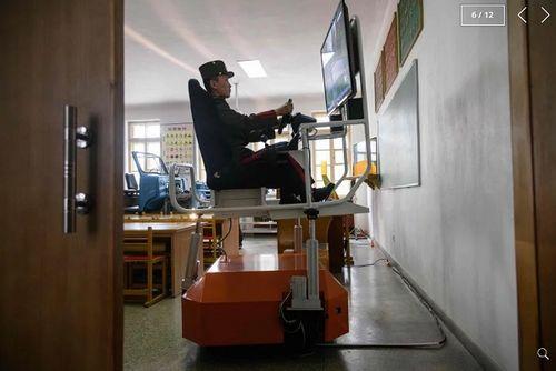 Chùm ảnh trường nam sinh tinh hoa của Triều Tiên khiến cả thế giới ngạc nhiên - Ảnh 6
