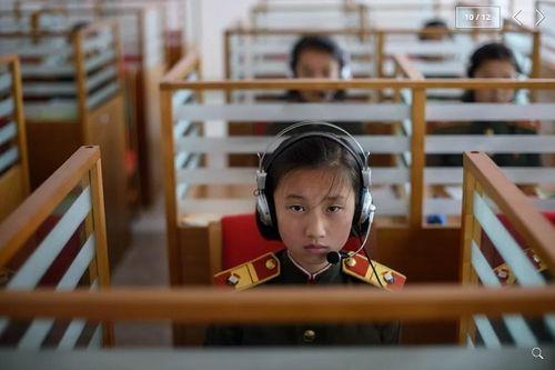 Chùm ảnh trường nam sinh tinh hoa của Triều Tiên khiến cả thế giới ngạc nhiên - Ảnh 9