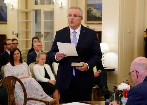 Phát biểu bất ngờ của Tân Thủ tướng Úc ngay sau khi nhậm chức - Ảnh 1