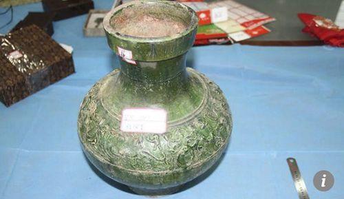 140 tội phạm trộm mộ đánh cắp đồ cổ 3.000 năm tuổi tại Trung Quốc - Ảnh 2