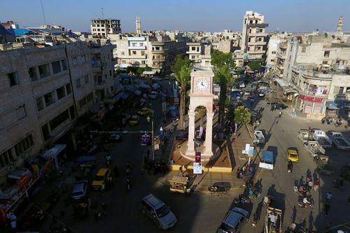 Mỹ tuyên bố có bằng chứng Syria sản xuất vũ khí hóa học tại Idlib - Ảnh 1