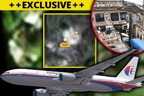 Nóng: Phát hiện buồng lái của MH370 tại rừng rậm ở Campuchia? - Ảnh 1