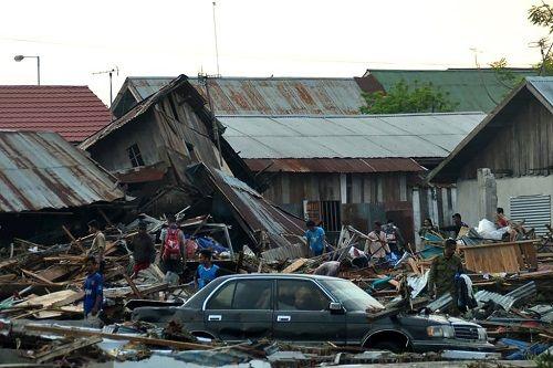 Sức mạnh sóng thần sau động đất ở Indonesia vượt quá sức tưởng tượng của các chuyên gia - Ảnh 2