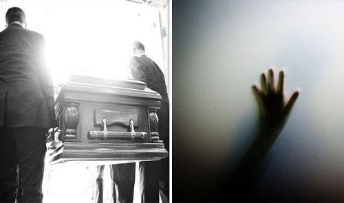 Bí ẩn cuộc sống sau cái chết: Cảm thấy nhẹ nhõm khi linh hồn bị kéo khỏi cơ thể? - Ảnh 1