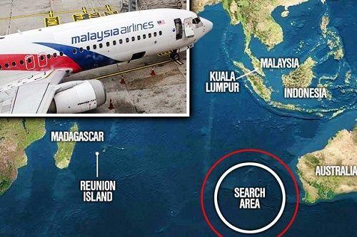 Nóng: Tìm thấy tọa độ máy bay MH370 rơi ở Ấn Độ Dương? - Ảnh 1