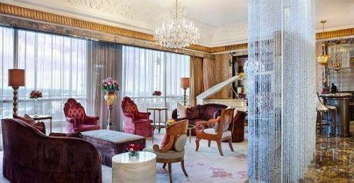 Triều Tiên chọn khách sạn nào để ông Kim Jong-un lưu trú tại Singapore? - Ảnh 2