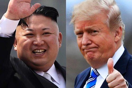 Bất ngờ trước phát biểu của ông Trump sau khi họp riêng với ông Kim - Ảnh 1
