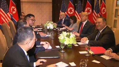 4 thông điệp ẩn từ hội nghị thượng đỉnh lịch sử Mỹ - Triều Tiên - Ảnh 2