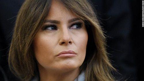 Đệ nhất phu nhân Mỹ buồn phiền vì chính sách nhập cư của chồng - Ảnh 1