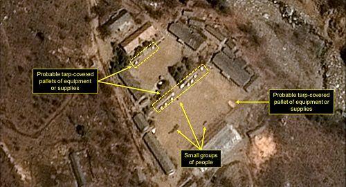 Báo Hàn Quốc: Triều Tiên có 3.000 cơ sở hạt nhân, tên lửa - Ảnh 1