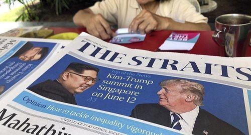 Người Mỹ ủng hộ hội nghị thượng đỉnh giữa ông Donald Trump và ông Kim Jong-un - Ảnh 1