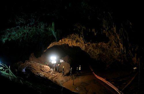 Thái Lan muốn biến hang Tham Luang thành bảo tàng tái hiện cuộc giải cứu kỳ diệu  - Ảnh 1