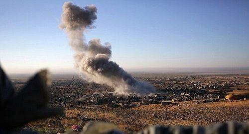 Syria tố liên quân do Mỹ dẫn đầu 'cố tình' không kích các mục tiêu dân sự - Ảnh 1