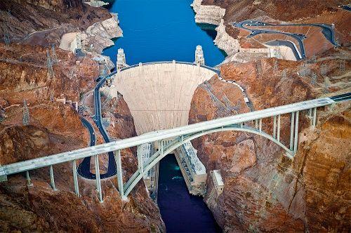 Đập thủy điện lớn nhất nước Mỹ và kỹ thuật xây dựng đảm bảo an toàn hàng trăm năm - Ảnh 1