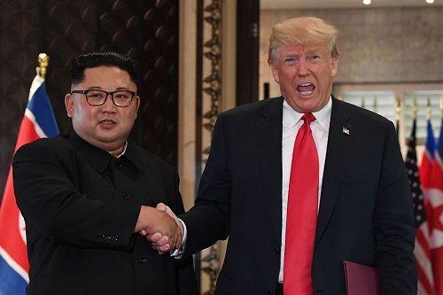 Ông Donald Trump và ông Kim Jong-un có thể gặp nhau ở New York - Ảnh 1