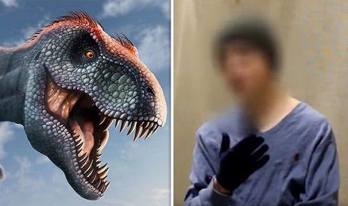 Nhà du hành thời gian tuyên bố nhìn thấy khủng long tím từ 60 triệu năm trước - Ảnh 1