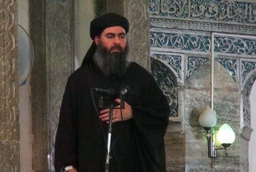 Thủ lĩnh IS 'chết lâm sàng' sau khi bị không kích ở Syria?  - Ảnh 1
